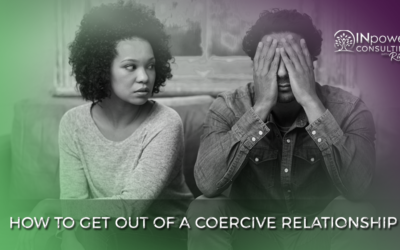 How To Get Out Of A Coercive Relationship